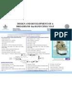 Design and Development of a Broadband Ku Band Cdma Vsat