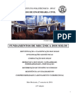 Puc-minas - Fundamentos de Mecânica Dos Solos - Prof. Marcus Soares Nunes