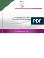 Anexo 7-2 CATALOGO DE PERFILES EMS_6 Capacitación en TICS