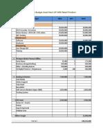 it Setup Budget.xlsx