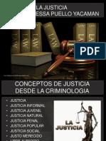 justicia criminologia.ppt