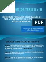 TALLER-II Y III- APRENDIZAJE GRUPAL.pptx