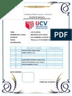 INFORME DE MACANICA DE FLUIDOS.doc