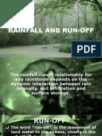 Rainfall and Run-off.pptx