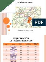 METRO DE PARIS LINEA 11.pptx
