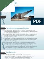 CONTEMPORARY ARCHITECTURE 1.pptx
