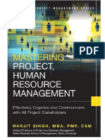 Mastering Project Human Resource Management .pdf