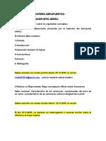 PLANIFICACION AEROPUERTOS