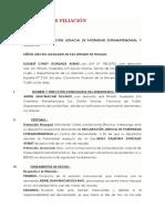 DEMANDA DE FILIACIÓN y alimentos.docx