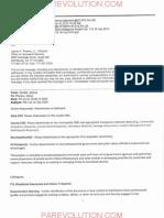 Pennsylvania Homeland Security PIB Transmittal Emails 1