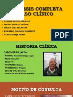 CASO CLINICO DE PROTESIS COMPLETA