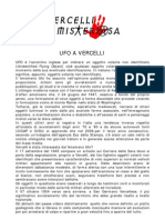 Ufo a Vercelli