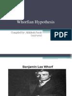 Whorfian Hypothesis.pptx