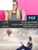 DESEO NO PREÑA Presentación