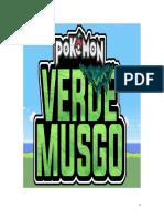 Almanaque Verde Musgo