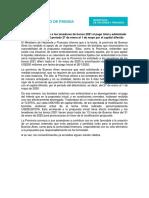 Oferta de la Provincia de Buenos Aires