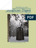The Anglican Digest - Winter 2019