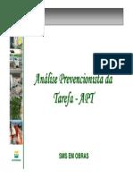 GESMS. Gerência de Engenharia, Saúde, Meio Ambiente e Segurança. Prevencionista da SMS EM OBRAS.pdf