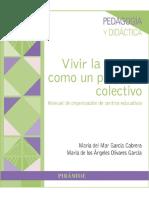 Vivir la escuela como un proyecto colectivo - María del Mar García Cabrera.pdf