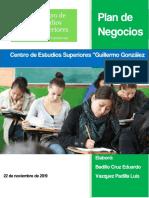 PlanDeNegocios_CentroDeEstudiosSuperiores
