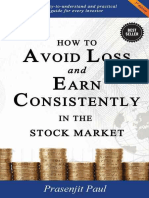 How to Avoid Loss and Earn Consistently in the Stock Market_ stand and Practical Guide for Every Investor - Prasenjit Paul.epub