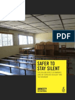 AI_Safer to Stay Silent