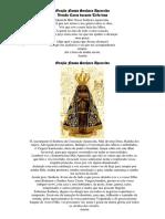 Oração Aparecida Padroeira do Brasil