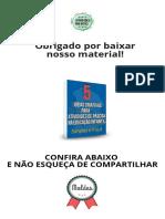 E-Book com Moldes de Páscoa para Baixar - atividadesinfantis.com.br