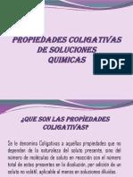 PROPIEDADES-COLIGATIVAS- PRESENTAR