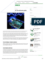 Feeding power to Arduino_ the ultimate guide