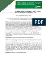 Efeito do uso de microrreservatório na redução dos diâmetros das redes de microdrenagem