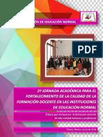 2a RUTA DE TRABAJO%2c  JORNADA  2018 fd