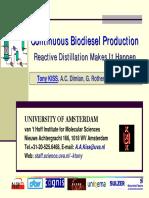 Continuous Biodiesel Production.pdf