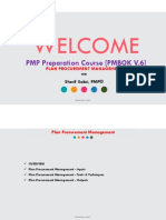 Plan Procurement Management