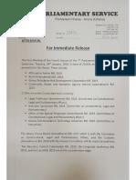 Press Release 2020