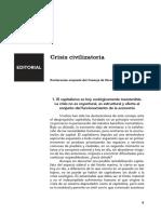 Crisis civilizatoriaIGLESIA VIVA