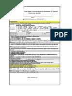 Lista de comprobación SQL SERVER