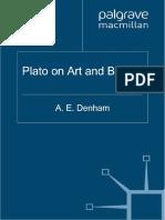 (Philosophers in Depth) A. E. Denham (eds.) - Plato on Art and Beauty-Palgrave Macmillan UK (2012).pdf