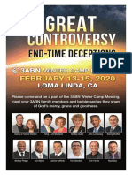3ABN Camp Meeting Flyer