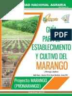 Guia Moringa cultivo establecimiento 2017