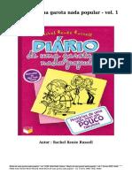 Baixar Diário de Uma Garota Nada Popular - Vol. 1 Livros (PDF, EPub, Mobi) Por Rachel Renée Russell