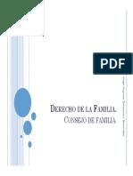 Consejo de Familia y Patrimonio de Familia