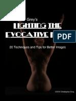 Lighting Evocative Nude