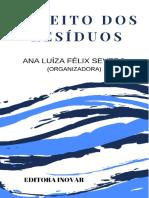Livro DIREITO DOS RESÍDUOS
