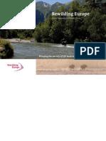 Rewilding Europe Brochure 2010 Web