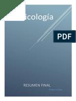TOXICOLOGÍA - RESUMEN FINAL CRISTIAN PINTOS