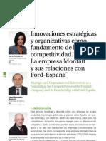 Innovaciones estratégicas y organizativas como fundamento de la competitividad. La empresa Montalt y sus relaciones con Ford-España