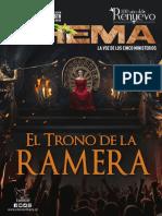 08 Agosto 2019  El trono de la Ramera
