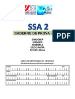 Prova -SSA 2- 2dia