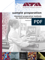 ATM Sample Preparation Methods